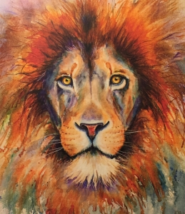 Aslan Watercolor